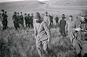 Captured Japanese soldiers, Khalkhyn Gol, August 1939