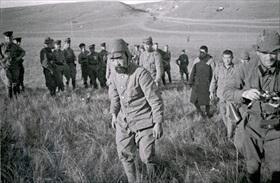 Captured Japanese soldiers, Khalkhyn Gol, August 1939