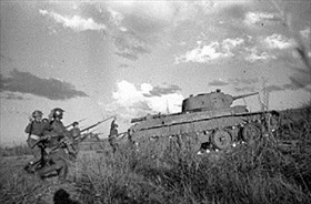 Khalkhyn Gol Soviet offensive, 1939