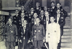 Japanese cabinet of Kuniaki Koiso, July 22, 1944