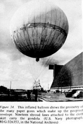 Japanese fire balloon bomb