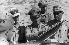 Erwin Rommel, North Africa, June 1942