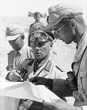 Rommel in Libya, 1942
