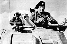 Bernard Montgomery, North Africa, November 1942
