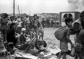 Battle of Manila: Civilian survivors, 1945