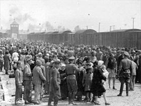 """""""Judenrampe"""" (Jewish ramp) at Auschwitz"""