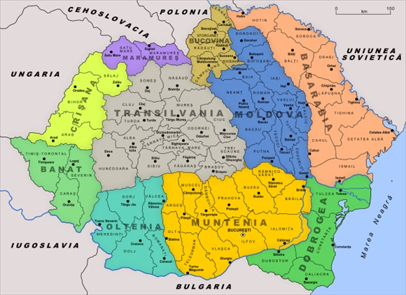 Romania, 1930