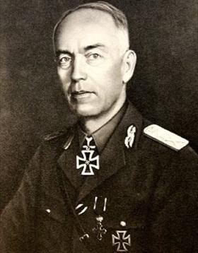 Romanian Field Marshal Ion Antonescu