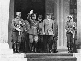 Antonescu and Hitler, Munich, June 1941