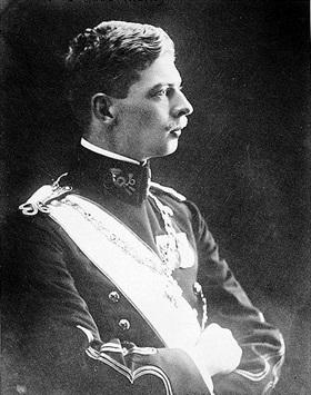 Romanian King Carol II