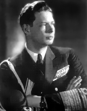 King Michael (Mihai) I of Romania, 1947