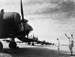 Tengah Airfield, Singapore, 1941