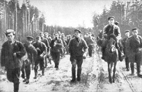 Operation Bagration: Belarus partisans, 1944
