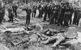 Execution in Ukraine, July 1941