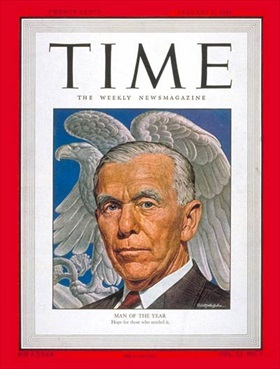 Time Magazine's 1947 Man of the Year