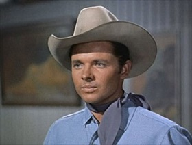 Audie Murphy, cowboy movie star