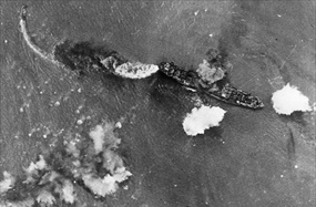 Battle of the Bismarck Sea: Troop transport under attack 2
