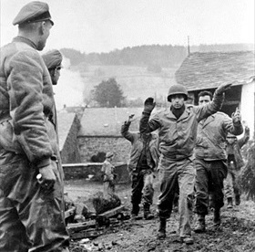 Battle of the Bulge (Ardennes Campaign): U.S. POWs-1, December 1944