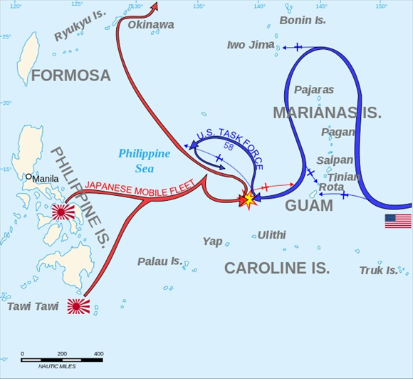 Battle of the Philippine Sea, June 19–20, 1944