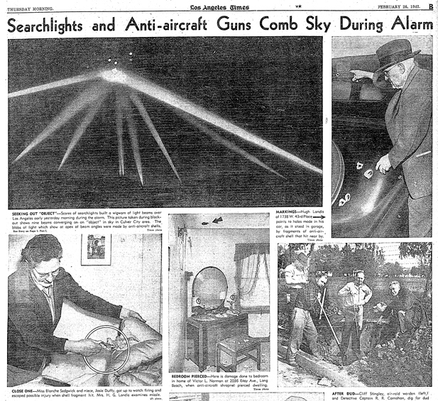 L.A. Times article on Battle of Los Angeles