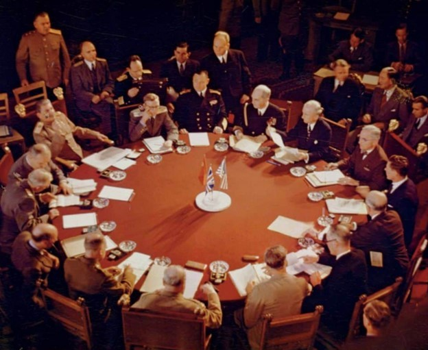 Potsdam Conference: Shapers of post-World War II Europe and Japan