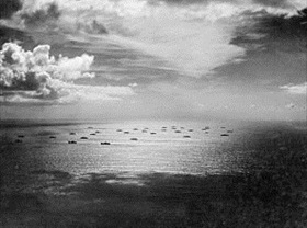Operation Torch convoy, November 1942