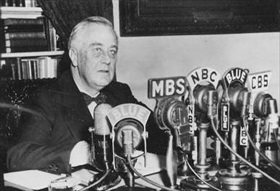Roosevelt radio address, January 11, 1944