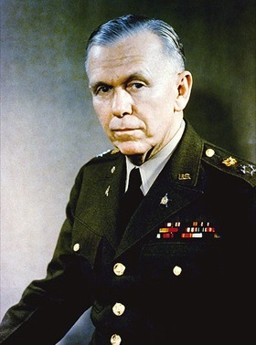 General of the Army George Marshall, 1880–1959