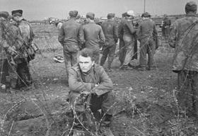 German POWs, Anzio, Italy