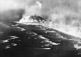 Marine Corps landing, Iwo Jima, February 19, 1945 (2)