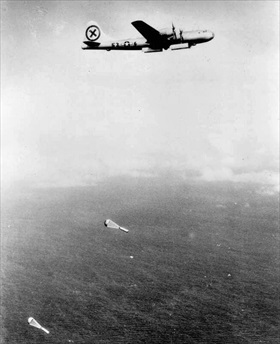 B-29 aerial mining of Japanese waters, 1945