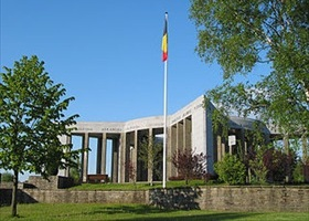 Battle of the Bulge: Mardasson Memorial, Bastogne, Belgium