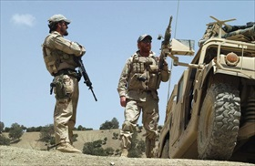 U.S. Special Forces Group, Afghanistan
