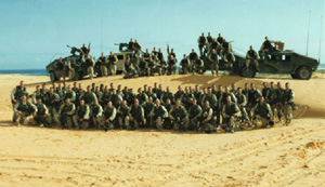 U.S. Army Special Operations Command in Somalia, 1993