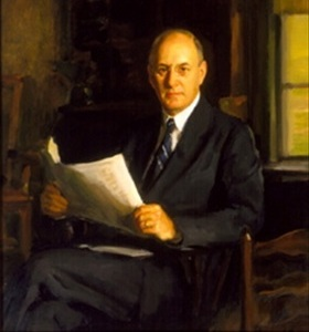 Portrait of Henry Morgenthau, Jr.