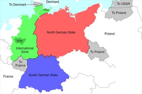 1944 Morgenthau Plan