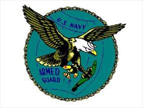 U.S. Navy Armed Guard Insignia