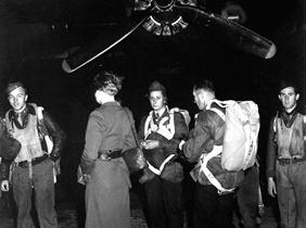 Operation Jedburgh: Commandos at Harrington Airfield prepare for next mission