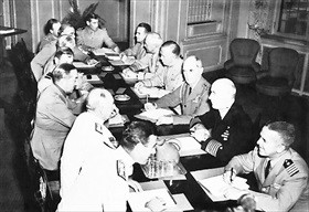 Combined Chiefs of Staff, Quadrant Conference, August 1943