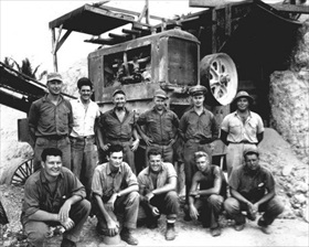 Seabees in Guam, Western Pacific