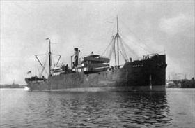 """USS """"Carolyn""""/Q ship """"Atik"""""""