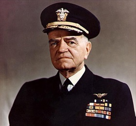"Adm. William F. ""Bull"" Halsey, 1882–1959"