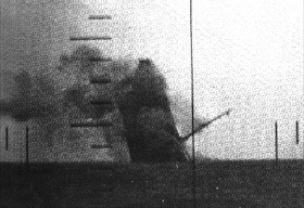 "USS ""Wahoo"" sinks Japanese freighter"