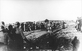Kragujevac massacre of innocents, October 20–21, 1941