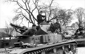 Operation Marita: Panzerkampfwagen IV