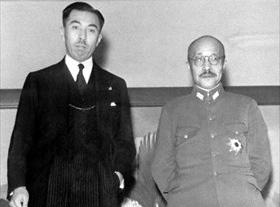 Konoe and Tōjō